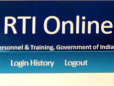 Video : Government takes RTI online, answers now a click away