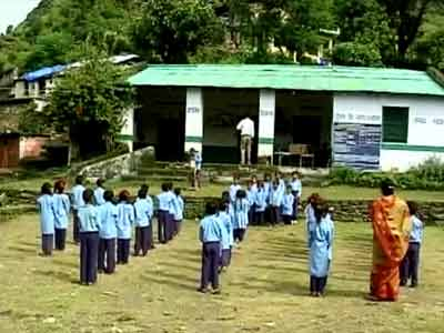 Video : After tragedy, determined Uttarakhand students back on learning curve