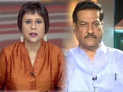 Video : Prithviraj Chavan to NDTV on activist Dabholkar's killing
