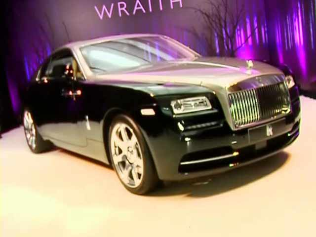 Video : Rolls Royce Wraith – a marriage of luxury and technology
