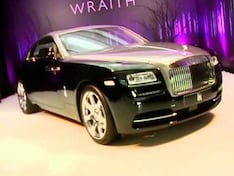 Rolls Royce Wraith – a marriage of luxury and technology