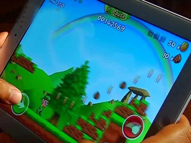 Video : Clones of popular games on mobile phones