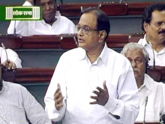 Video : As rupee hits all-time low of 66.30, Chidambaram reaches out, seeks support