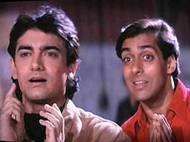 Aamir, Salman in Andaz Apna Apna sequel?
