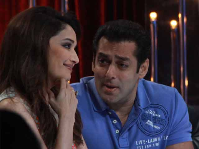 Madhuri relives magical moments with Salman