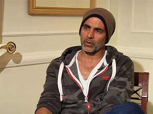 Video : Censor Board Has Final Word: Akshay Kumar