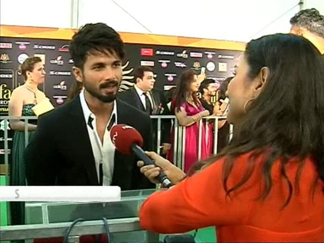 Video : It's Been an Amazing Year: Shahid Kapoor