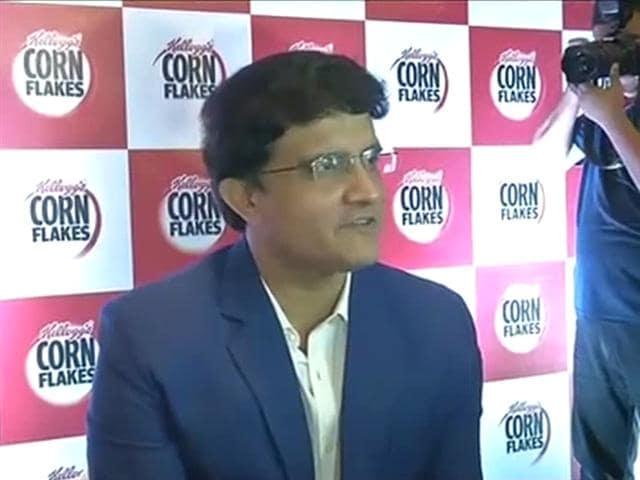 Sourav Ganguly Says He Sees Diego Maradona in Virat Kohli