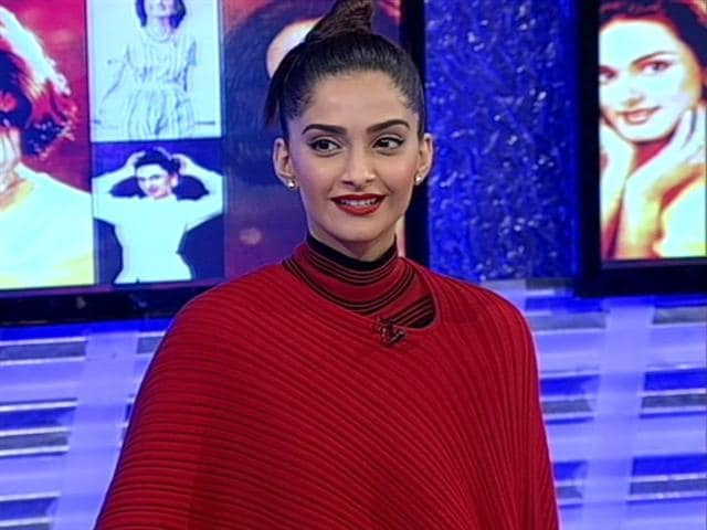Video : Sonam's First Reaction When She Was Selected for <i>Neerja</i>