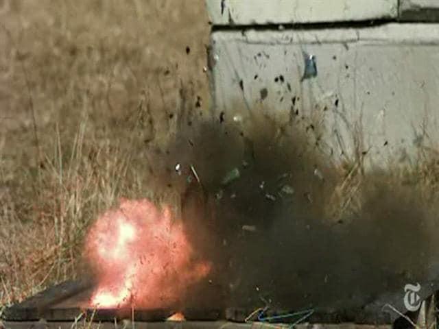 Video : ISIS's Signature Explosive in Europe