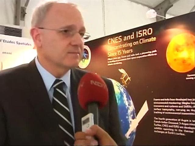 Video : Space Observatory to Monitor Climate Change