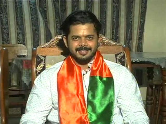 Video : Politics A Great Opportunity, Nothing Can Stop Me: Sreesanth To NDTV
