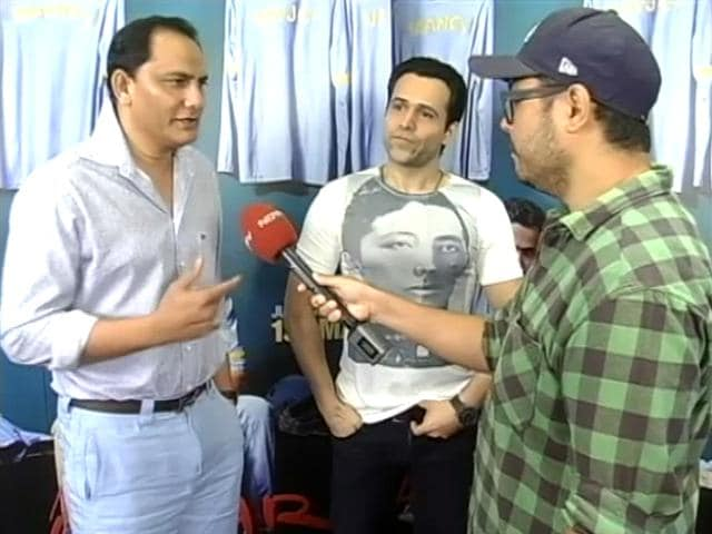 Feel That Azhar is a Positive Film: Azharuddin