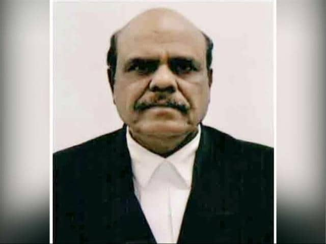 Video : In A First, Supreme Court Issues Contempt Notice To Calcutta High Court's Justice Karnan