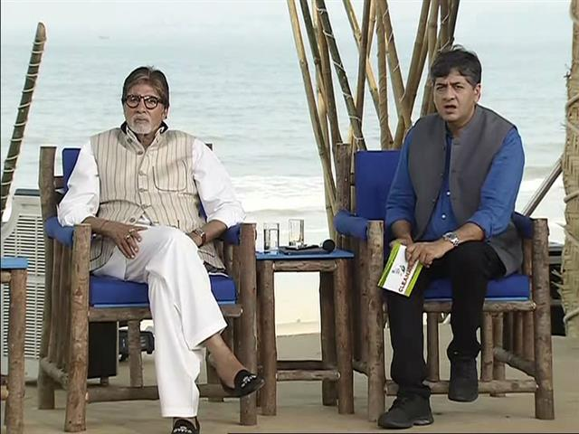 Video : Ragpickers Are The Real <i>Karamchari</i> Of Swachhta, Respect Them: Amitabh Bachchan