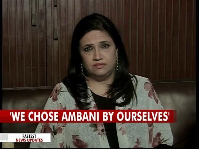 Video : ANI Editor Smita Prakash To NDTV On Dassault CEO Interview