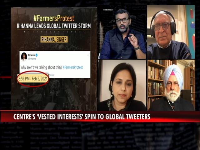 Video : New Delhi Scolds Global Celebrity Tweeters
