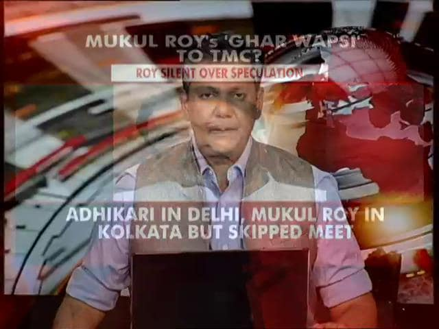 Video : Bengal's Leader Of Opposition Suvendu Adhikari Meets PM Modi In Delhi