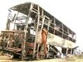 Video : Tamil Nadu: 7 dead in bus, fuel tanker collision