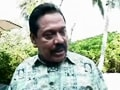 Video : Will take action if report endorses human rights' violations in war against LTTE: Rajapakse
