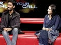 Video: Your Call with 'Kolaveri Di' couple