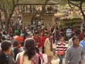 Video : Surajkund Mela continues to attract visitors