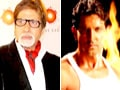 Video: Five differences between Hrithik and Big B