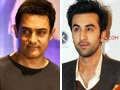 Video: All izz well with Aamir, no Valentine's Day for Ranbir