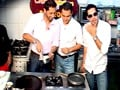 Video: In the kitchen with Dino Morea