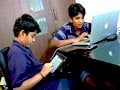 Video : Meet the country's youngest apps programmers