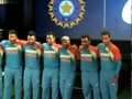 Team India gets new jersey for T20