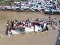 Videos : महाराष्ट्र : बुलढाणा में बस नदी में गिरी, 18 की मौत
