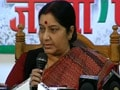 Video : Advani proposes Sushma Swaraj's name for post of BJP president: sources