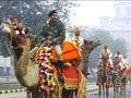 Video: परेड से पहले हिंदोस्तां हमारा...
