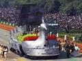 Video : राजपथ पर दिखी देश की आन, बान, शान की झलक