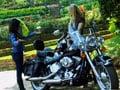 Video: Kim celebrates 110th anniversary of Harley-Davidson