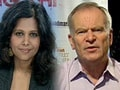 Video : Jeffrey Archer on how he could be more popular than cricket