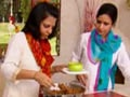 Video: Holi Special - Low calorie traditional Indian snacks