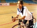 From tsunami survivor to Asian Cycling medallist