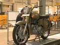 Royal Enfield plans going big