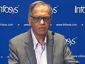 """Video : """"Second innings"""" at Infosys exciting yet challenging: Narayana Murthy"""
