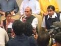Video : मान गए आडवाणी, मोदी ने किया स्वागत