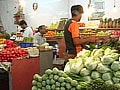 Video : Rain and drought: Vegetable prices heat up