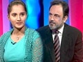 Video: India Questions Sania Mirza (Aired: November 2005)