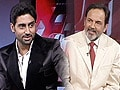 Video: India Questions Abhishek Bachchan (Aired September 2008)