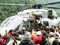 Video : Air Force completes evacuation at Badrinath