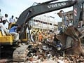 Video : Secunderabad hotel collapse: 12 killed including building owner's son