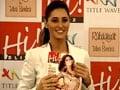 Video : Nargis Fakhri unveils fashion magazine issue