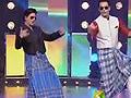 Video: 'साथ हैं हम उत्तराखंड' में शाहरुख का लुंगी डांस