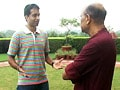 Video: Walk The Talk with Pullela Gopichand  (Part 1)